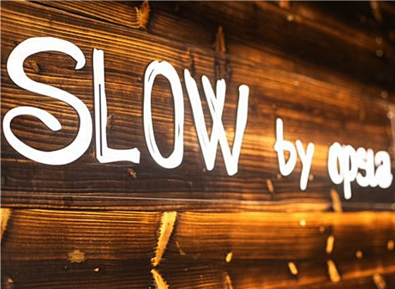 SLOW by Opsia
